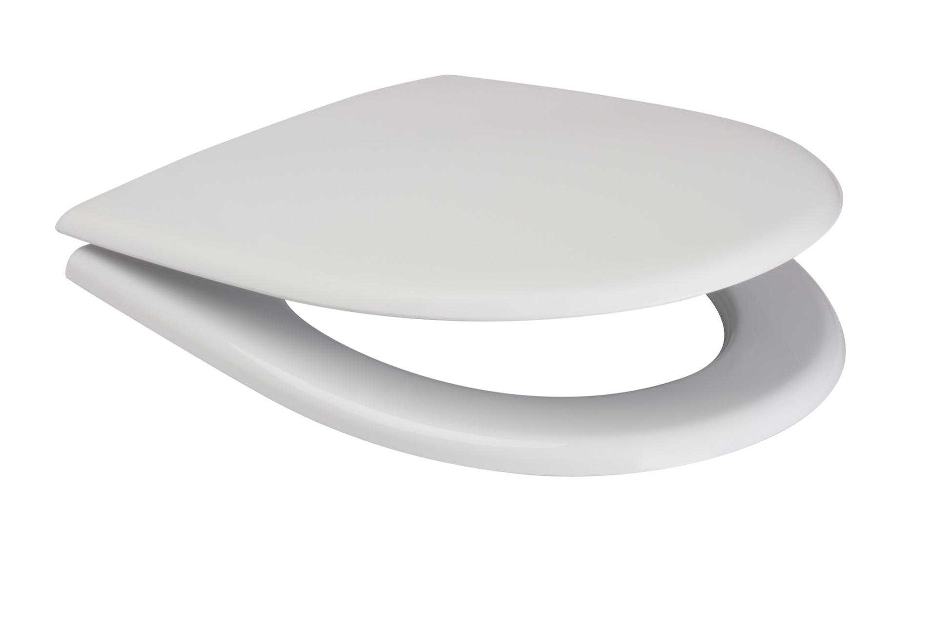 Toilet seat Cersanit Eko white (K98-0036)