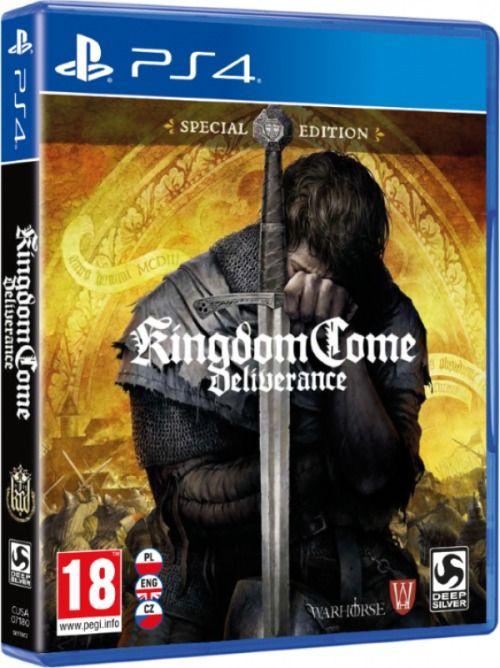 Kingdom Come: Deliverance - Edycja Specjalna 4020628815967