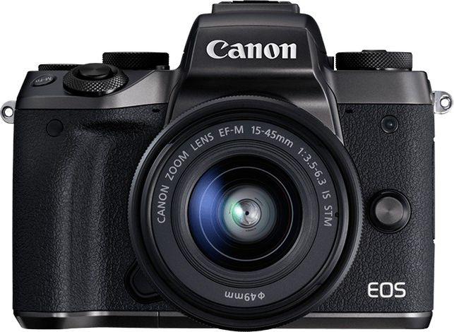 Canon EOS M5 15-45S     1279C012AA Spoguļkamera SLR