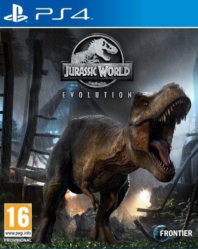 Jurassic World: Evolution 5056208801517