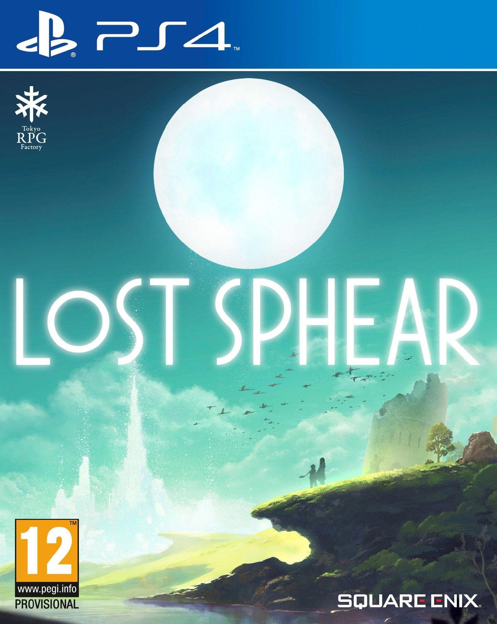 Lost Sphear 5021290079120
