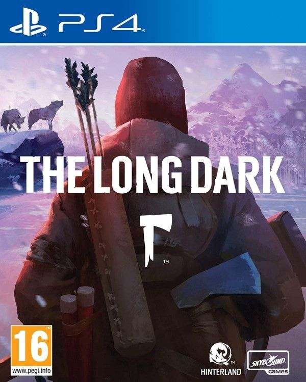 Gra PS4 The Long Dark 811949030078