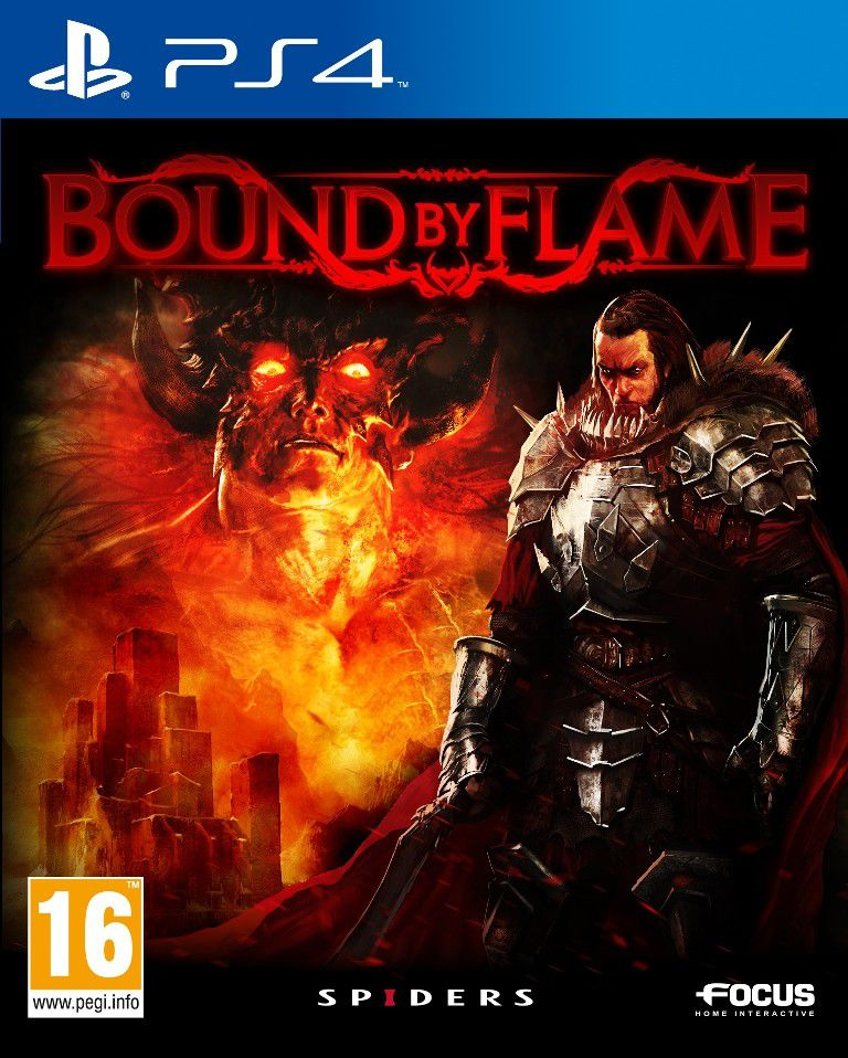Bound by Flame ENG 3512899112179