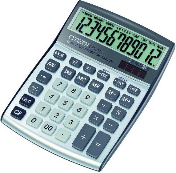 Citizen CDC-112 kalkulators