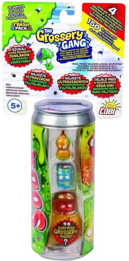 Cobi Grossery Gang (MO-69002) bērnu rotaļlieta