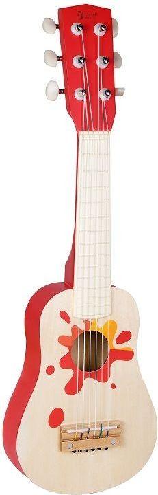 ClassicWorld Gitara drewniana z gwiazda CL4015