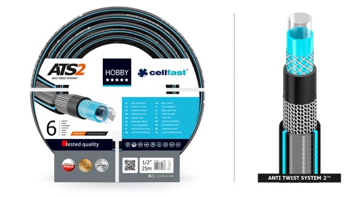 Cellfast Hobby Ats2 3/4