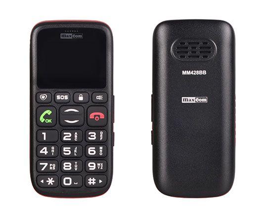 Maxcom MM 428 BB Dual SIM Mobilais Telefons