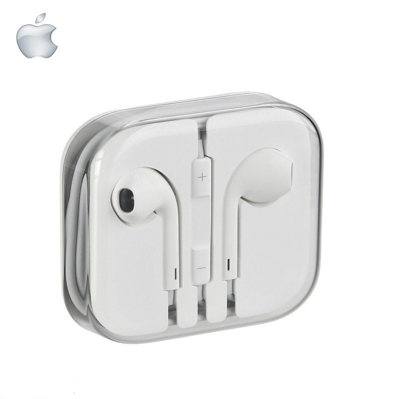 Apple MD827ZM/A Stereo Headset mic/remote bulk austiņas