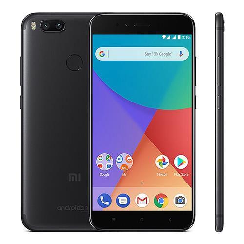Xiaomi Mi A1 4GB/64GB black Mobilais Telefons