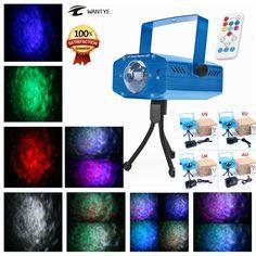 KL Mini Laser Stage Lighting Projetor CB01 Red&Green dots  Blue 21773