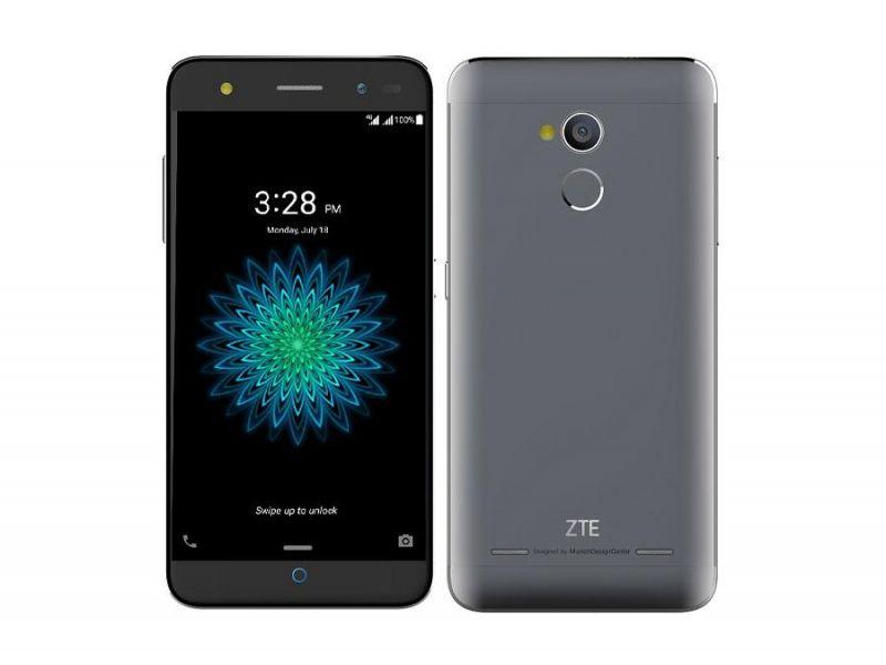 ZTE Blade V7 2GB/16GB grey Mobilais Telefons