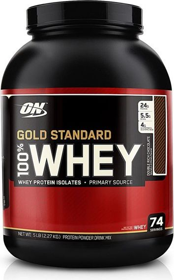 Optimum Nutrition 100% Whey Gold Standard Karmel-toffi 2,27kg