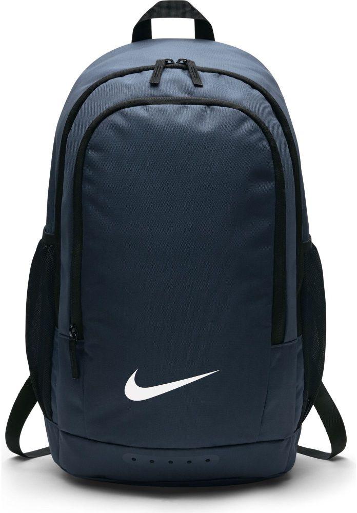 Nike Backpack Nike Academy Backpack navy blue (BA5427 454) Tūrisma Mugursomas