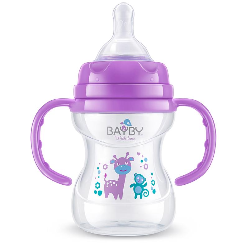 Bayby BFB 6105 Pudelīte bērnu barošanai piederumi bērnu barošanai