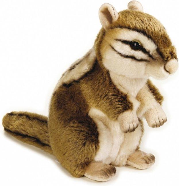 Dante Pluszak National Geographic Siberian squirrel brown 26 cm (003-70771)