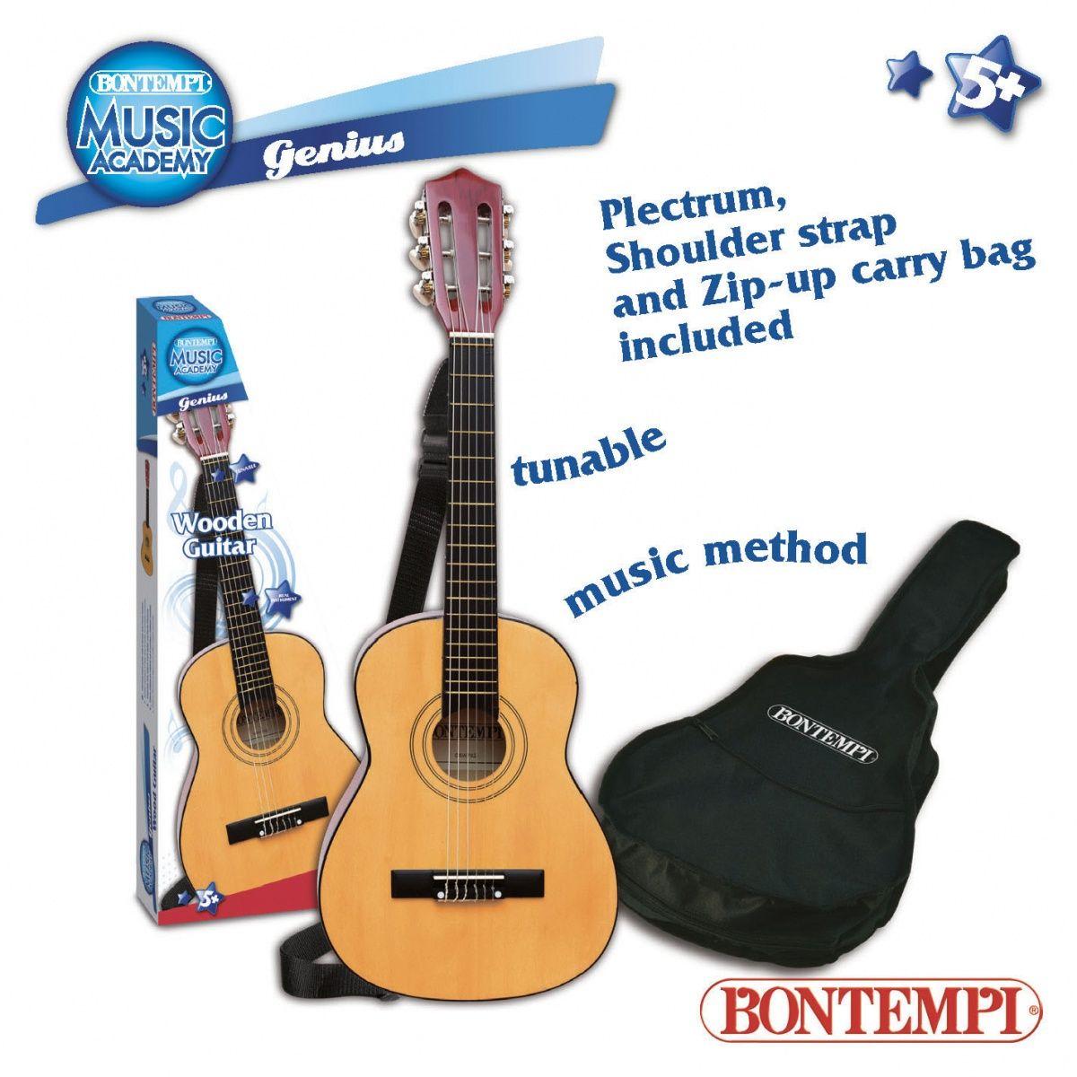 Dante Bontempi Play Wooden guitar (041-11468) 041-11468