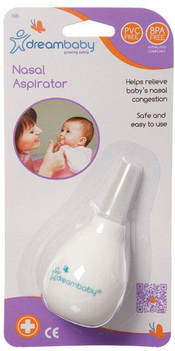 Dreambaby Aspirator do nosa (DRE000113) DRE000113 aksesuāri bērniem