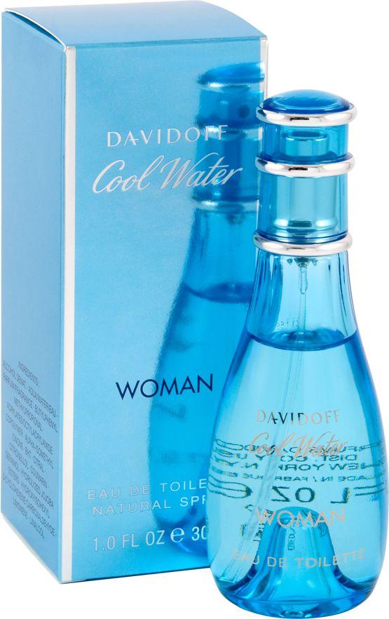 Davidoff Cool Water Woman EDT 30ml 6111820 Smaržas sievietēm