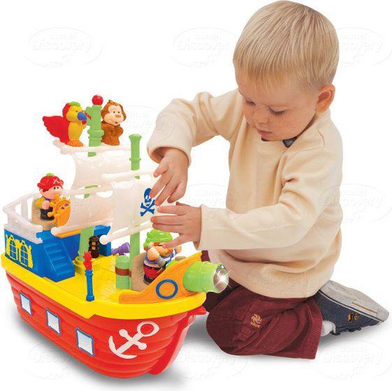 Statek piracki Rym bērnu rotaļlieta