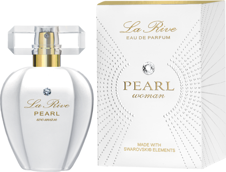 LA RIVE Pearl Made with Swarovski Elements Edp 75 ml Smaržas sievietēm