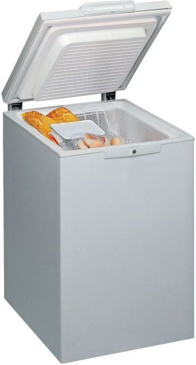 Freezer       WHIRLPOOL WH1410A+ Vertikālā Saldētava