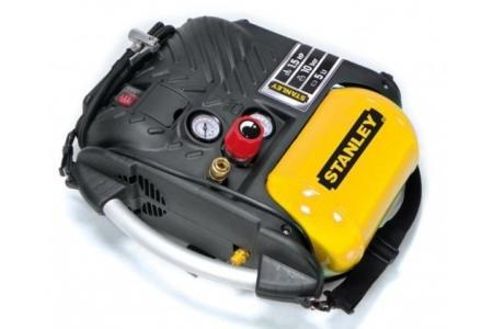 Piston Compressor Stanley Portable Air-Boss Oil-free Compressor 5L 10bar (8016738754438)
