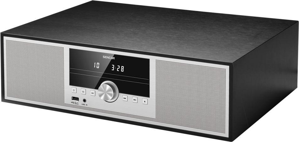 Sencor SSS 301 Skaņu sistēma mūzikas centrs