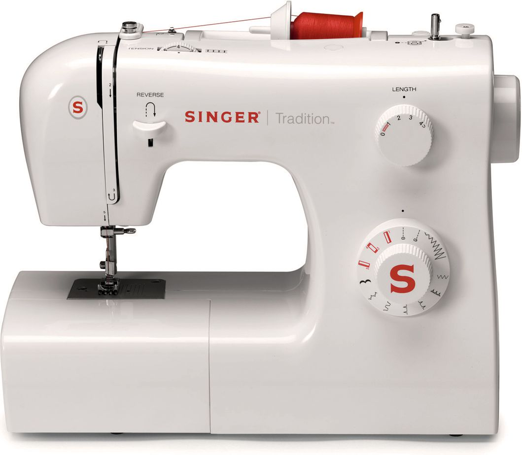 Singer 2250 Tradition free-arm sewing machine incl. The big Singer sewing book Šujmašīnas