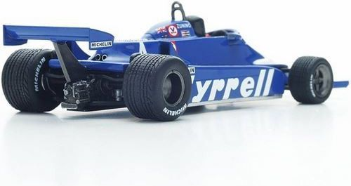 Spark Model Tyrrell 010 #4 Ricardo Zunino Argentinian GP 1981 (GXP-604155) GXP-604155 Rotaļu auto un modeļi