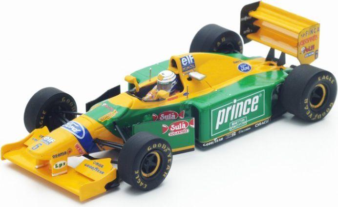 Spark Benetton B193B #6 Riccardo Patrese Monaco GP 1993 GXP-583767 Rotaļu auto un modeļi