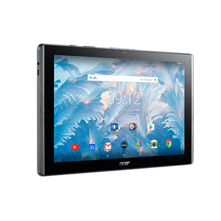 Acer Iconia One 10 B3-A40FHD 10.1/Black, IPS, 1920 x 1200 pixels, MTK, MT8167A, 2 GB, LPDDR3, 16 GB, Wi-Fi, Front camera, 2 MP Planšetdators