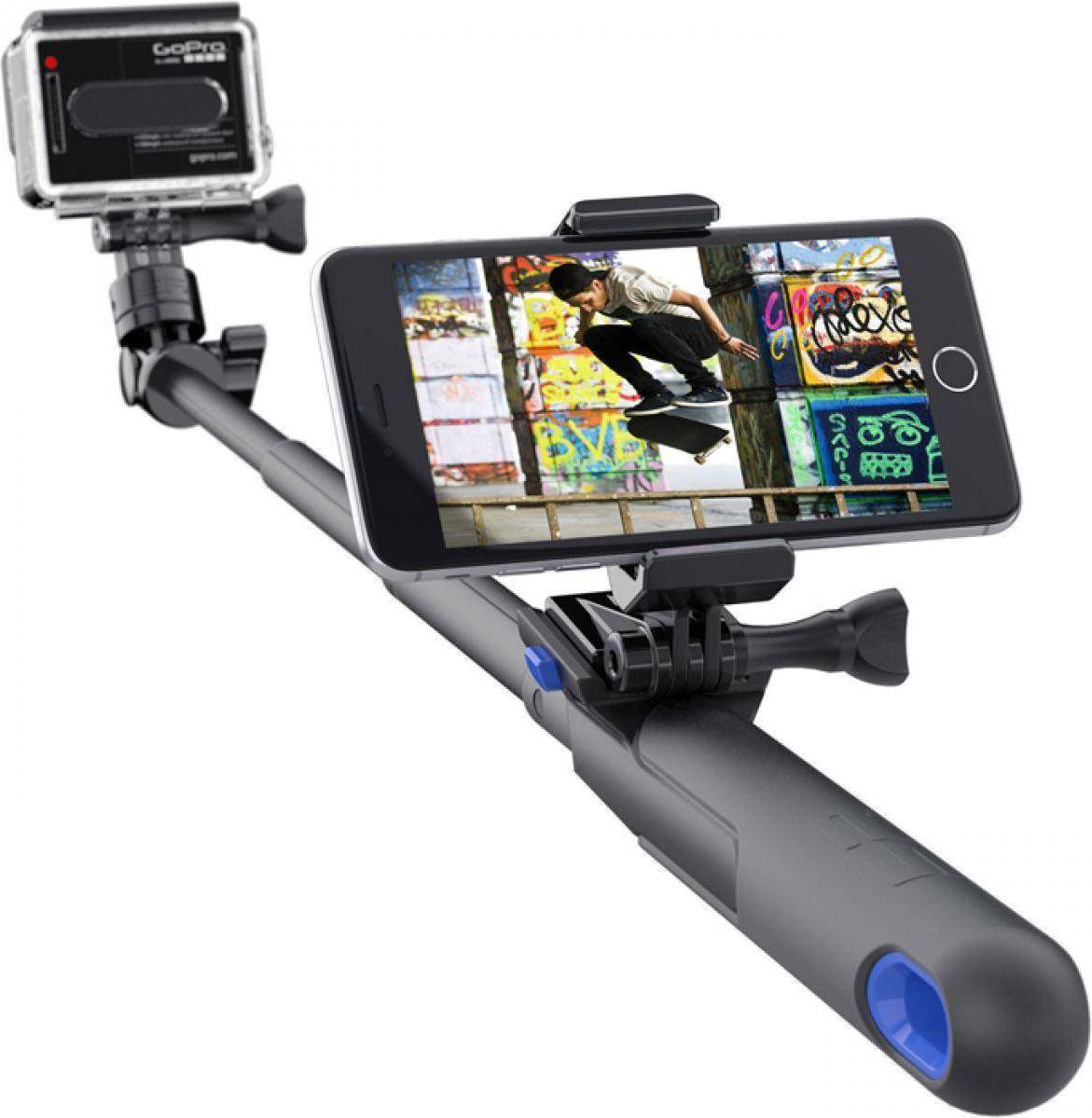 SP GoPro smart pole 39 small 360-900mm aksesuāri sporta action kamerām