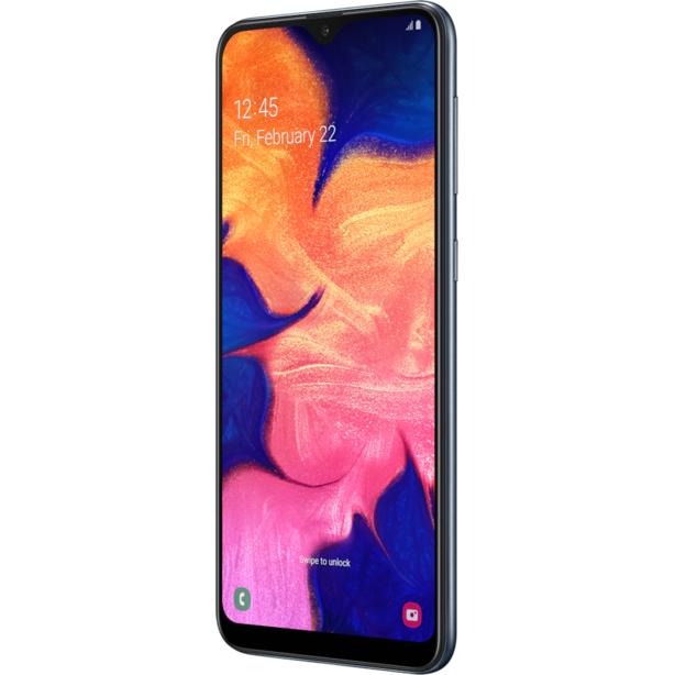 Samsung Galaxy A10 2GB/32GB Black Mobilais Telefons