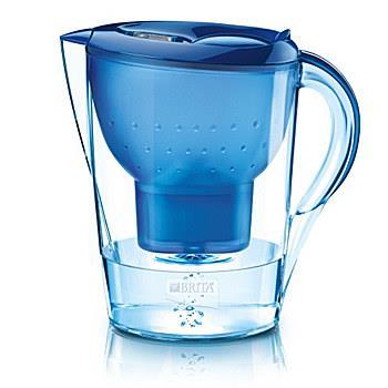 Water filter jug Brita Marella XL | blue Virtuves piederumi