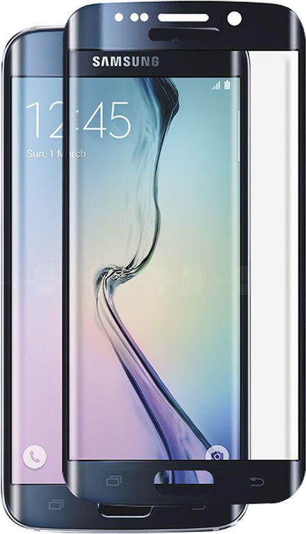 Samsung S6 Edge+ Panzer Premium F-F Curved Tempered Glass  (389891) aizsardzība ekrānam mobilajiem telefoniem