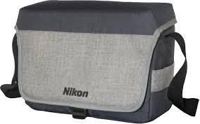 Bag Nikon CF-EU11 soma foto, video aksesuāriem