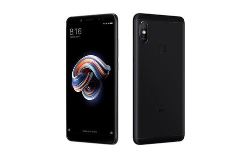 Xiaomi Redmi Note 5 4GB/64GB Black (Ekspozīcijas) Mobilais Telefons