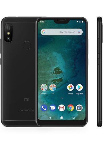 Xiaomi Mi A2 LITE 4GB/64GB black (Ekspozīcijas) Mobilais Telefons