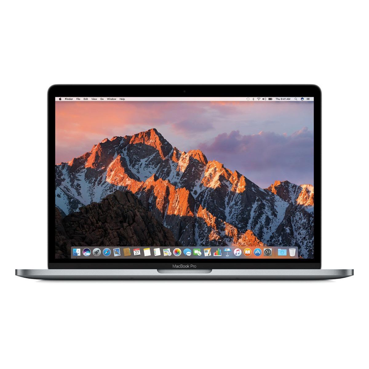 13-inch MacBook Pro with Touch Bar: 2.3GHz quad-core 8th-generation IntelCorei5 processor, 256GB - Space Grey, Model A1989 Portatīvais dators