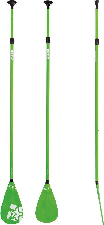 JOBE Regulowane wioslo wodne z wlokna szklanego zielone - 486717412 486717412