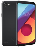 LG Q6 (M700N) - 5.5 - 32GB - Android - black Mobilais Telefons