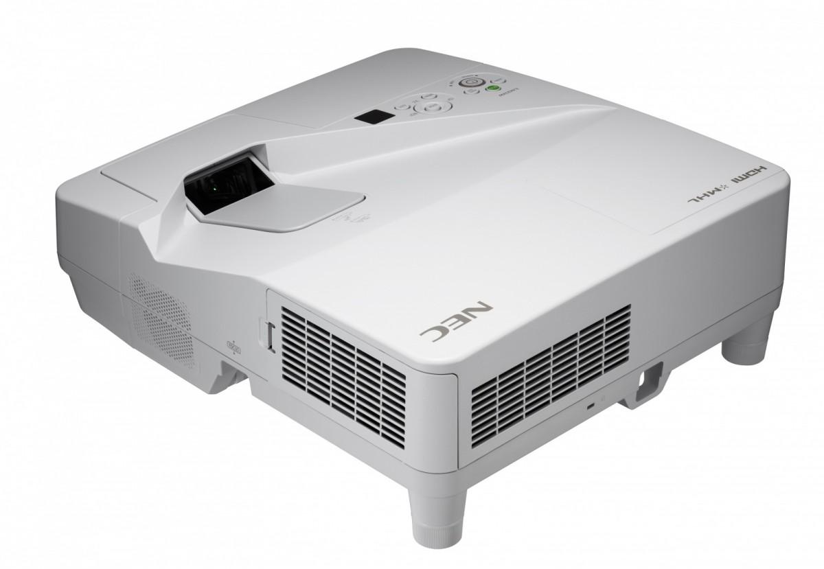 Projector NEC UM301X (LCD, WXGA, 3000AL incl. Wall-mount) projektors