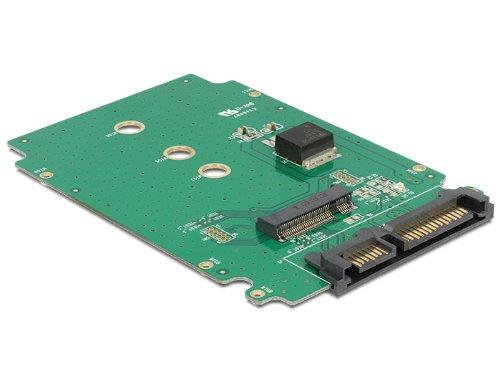 Delock Converter SATA 22 pin > M.2 NGFF key B karte