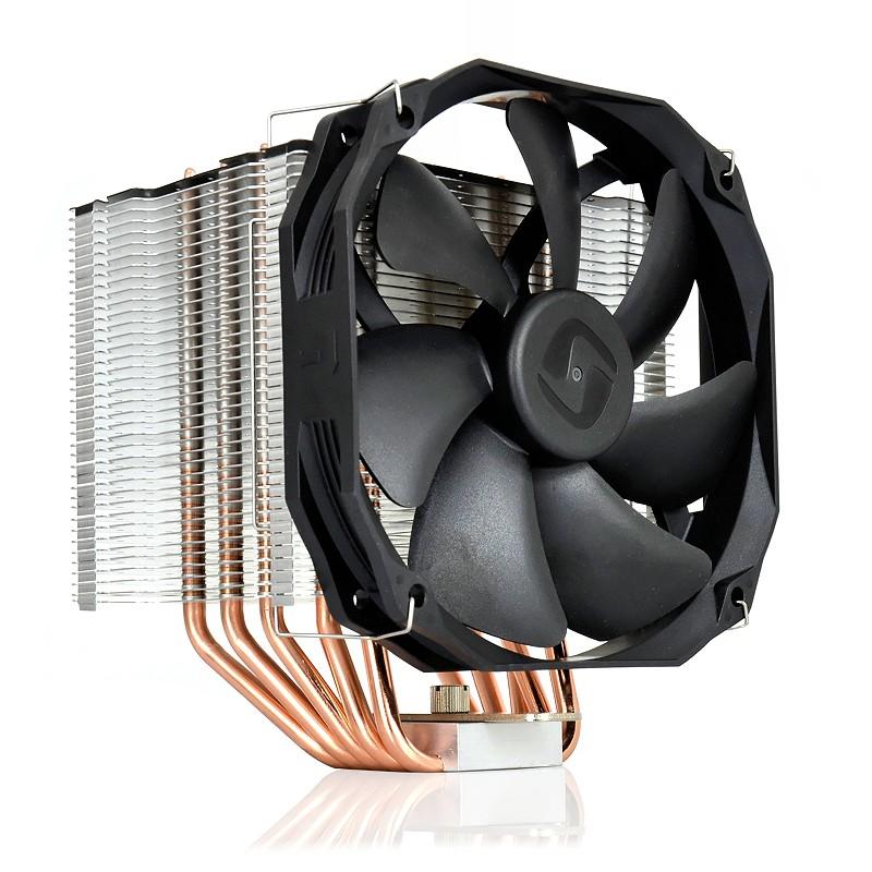 SilentiumPC Fortis 3 HE 1425 procesora dzesētājs, ventilators