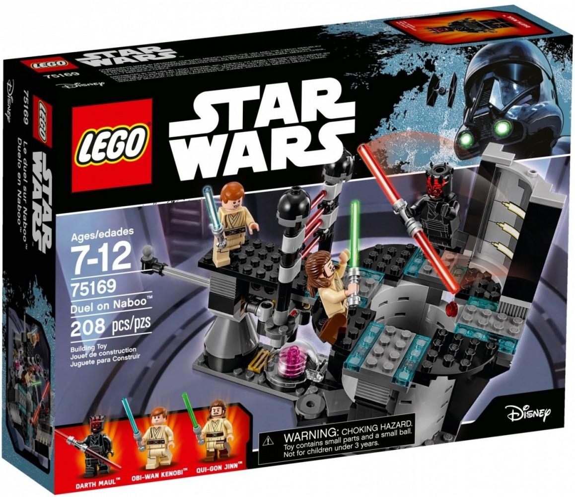 LEGO Star Wars 75169 Duel on Naboo LEGO konstruktors