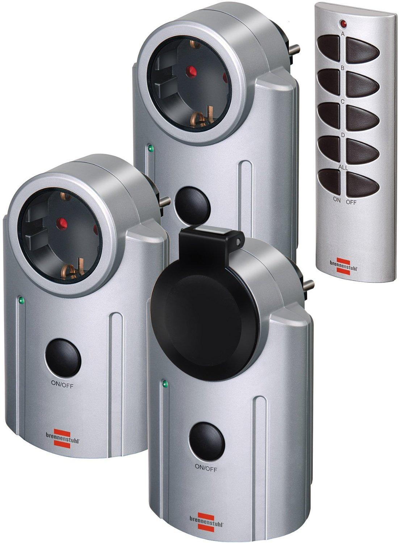Brennenstuhl Primera-Line Remote control set RC 2044 datortīklu aksesuārs
