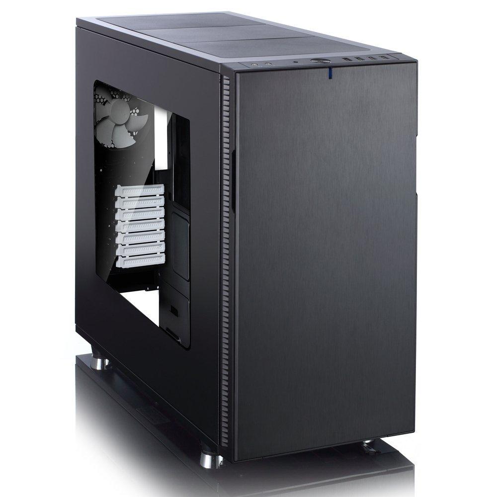 Fractal Design Define R5 Black - Window Datora korpuss