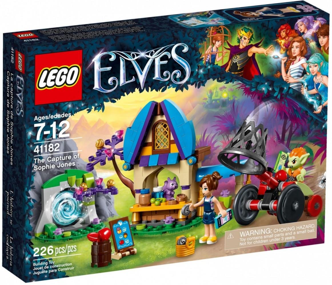 Lego Elves 41182 The Capture of Sophie Jones LEGO konstruktors