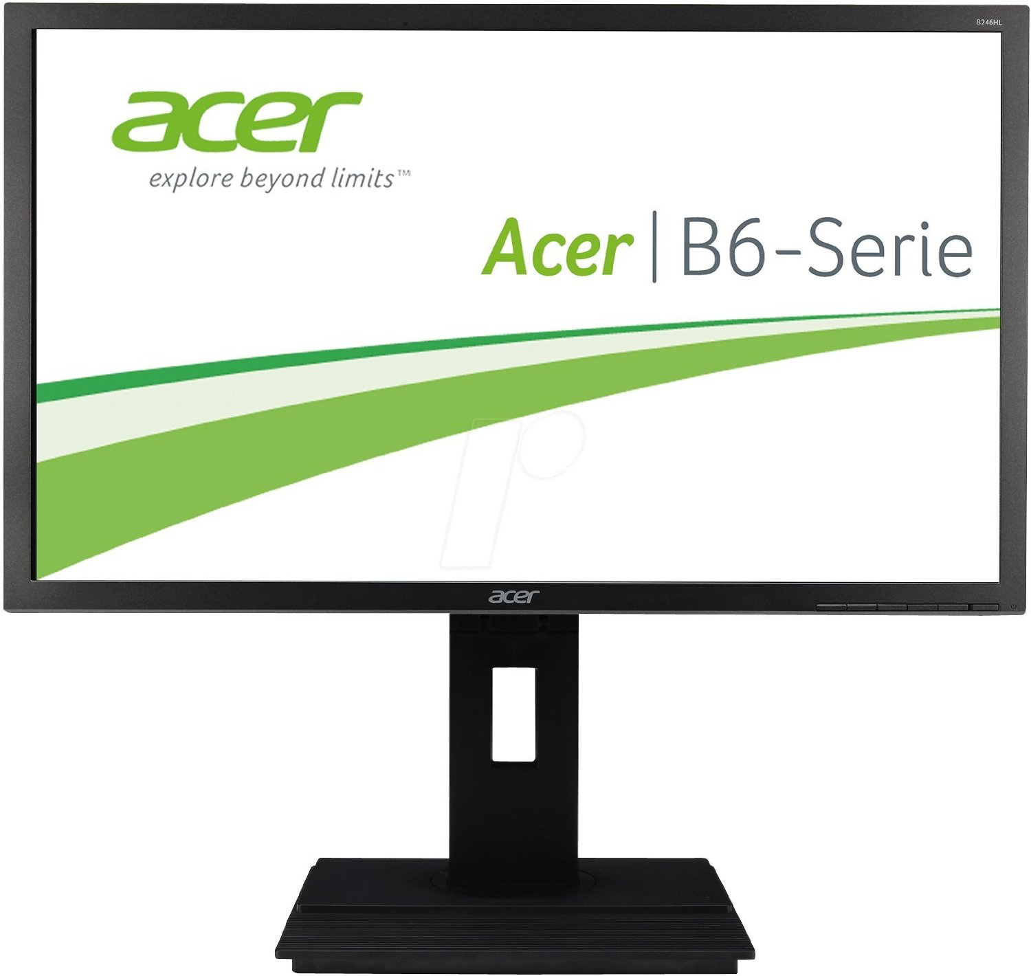 ACER B246HL 24 inch Wide TFT dual monitors